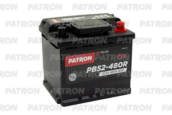 Аккумулятор PB52-480R PATRON