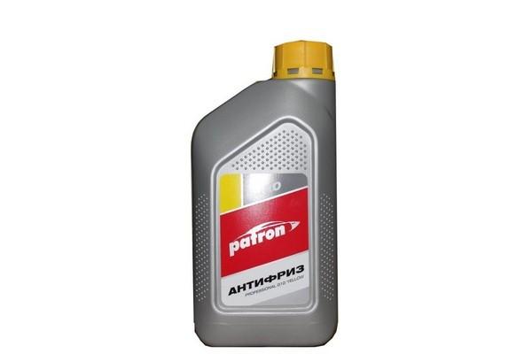 Жидкость охлаждающая AF YELLOW 1 PATRON PATRON