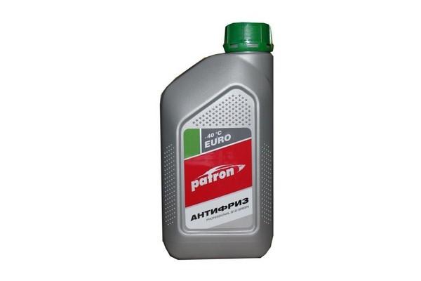 Жидкость охлаждающая AF GREEN 1 PATRON PATRON