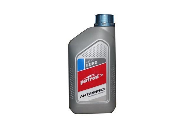 Жидкость охлаждающая AF BLUE 1 PATRON PATRON