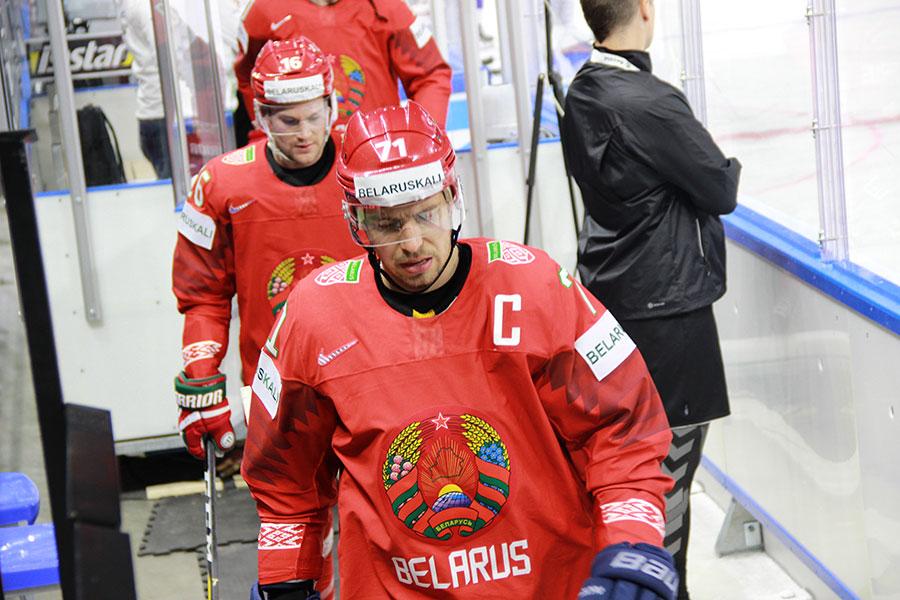Праздник хоккея в Копенгагене