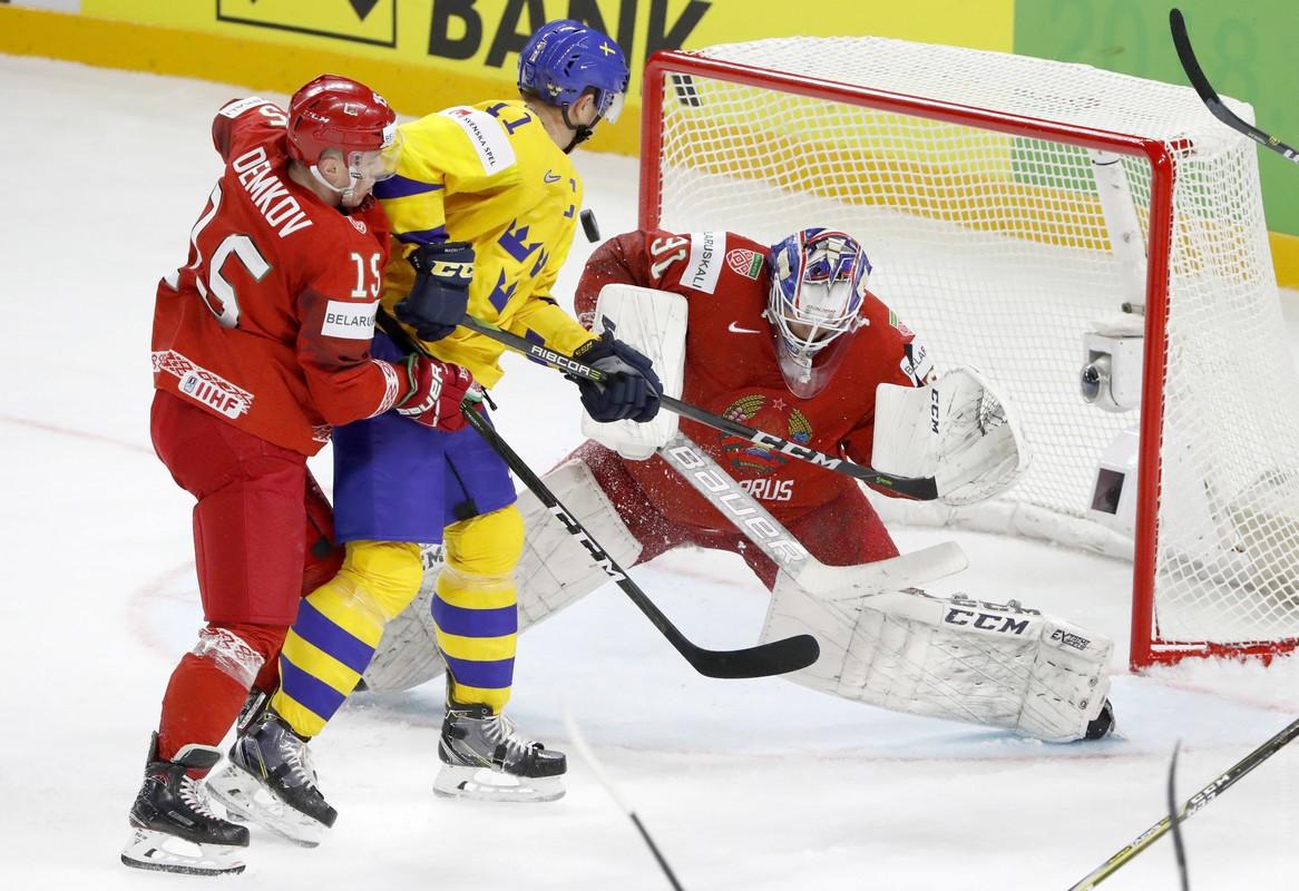 Первый блин комом, итоги матча Швеция-Беларусь