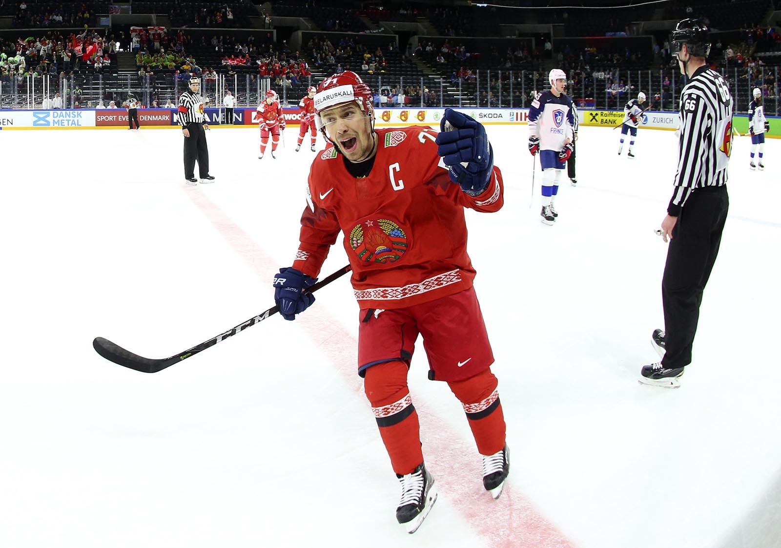 Матч Беларусь - Франция