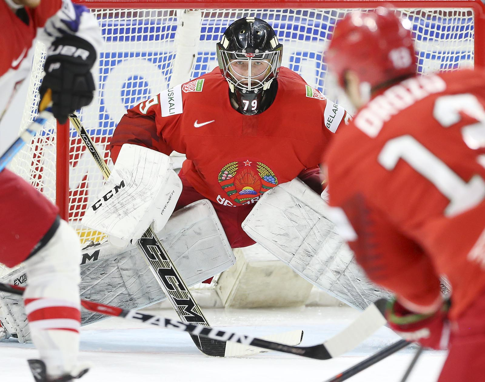 Матч Беларусь - Чехия