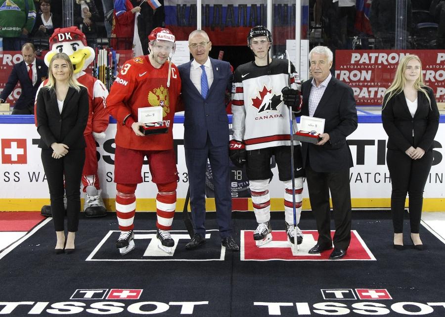 Матч Россия - Канада