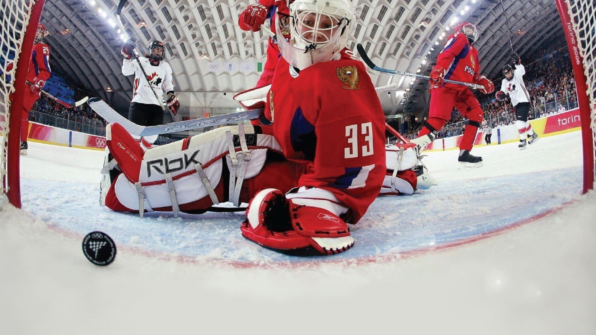 Хоккей - динамичная игра